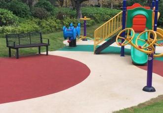 透水地坪儿童乐园